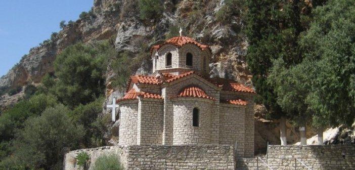 Ιερά Πανήγυρις Παρεκκλησίου Τιμίου Σταυρού της Ιεράς Μονής Αγίας Ελεούσης Κλεισούρας Μεσολογγίου