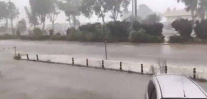 Στην Αιτωλοακαρνανία τα υψηλότερα ποσοστά βροχής την Δευτέρα(ΠΙΝΑΚΑΣ)