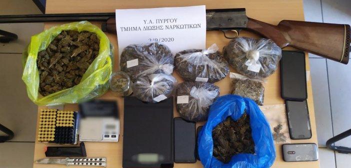 Δυτική Ελλάδα: Πρώην αστυνομικοί σε σπείρα διακίνησης ναρκωτικών-Ο ένας με αρχηγικό ρόλο