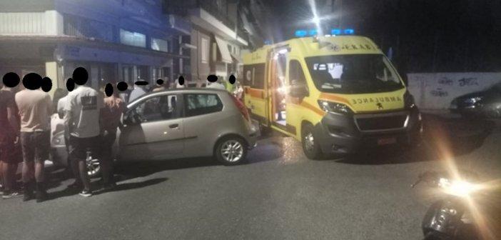 Αγρίνιο : Τροχαίο στην καρδία της πόλης – ένας νεαρός στο νοκοσοκομείο (ΔΕΙΤΕ ΦΩΤΟ)