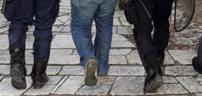 Αγρίνιο: Σύλληψη ανυπότακτου