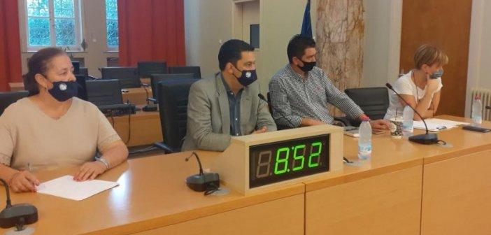 Αγρίνιο: Έκτακτη συνεδρίαση του Συντονιστικού Τοπικού Οργάνου Πολιτικής Προστασίας για τον «Ιανό» (ΔΕΙΤΕ ΦΩΤΟ)