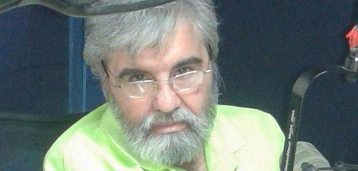«Έφυγε» ο δημοσιογράφος Χρίστος Χαραλαμπόπουλος