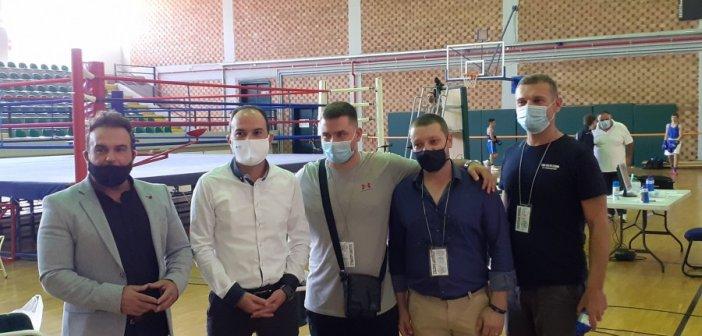 Ολοκληρώθηκε το Πανελλήνιο Πρωτάθλημα πυγμαχίας κάτω των 22 ετών στο Αγρίνιο