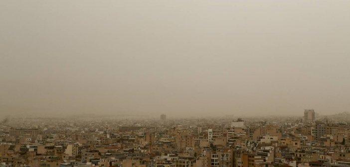 Καιρός: Αυξημένες οι συγκεντρώσεις σκόνης – Πού αναμένονται βροχές
