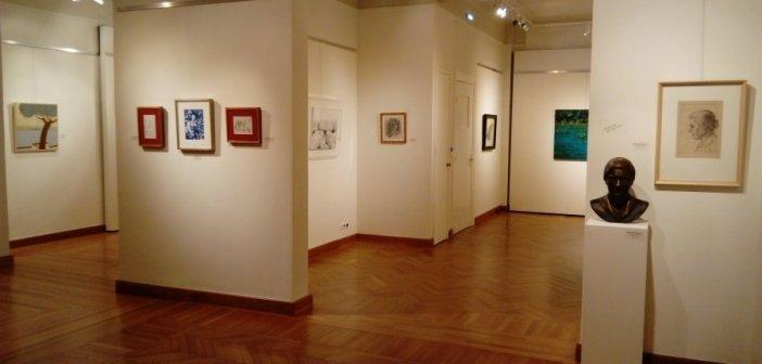 Δημοτική Πινακοθήκη Αγρινίου: Στο  Εθνικό Κέντρο Τεκμηρίωσης  η μόνιμη συλλογή έργων τέχνης της