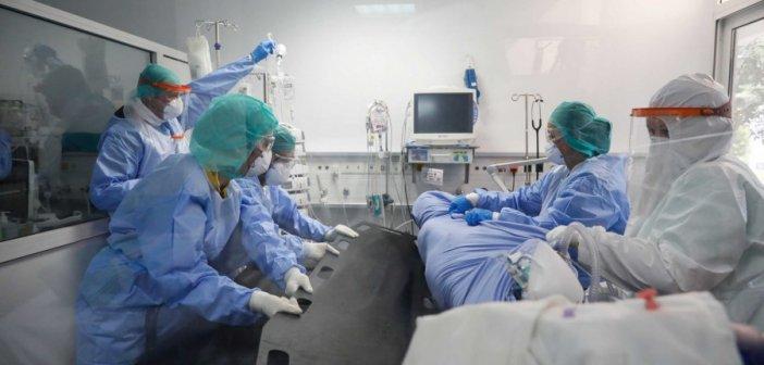 Μαύρη Πέμπτη με εννέα νεκρούς από κορονοϊό σε λίγες ώρες – Στους 479 οι νεκροί