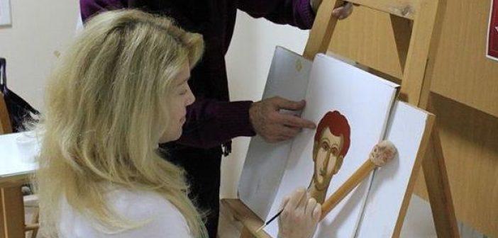 Ναυπάκτος: Μαθήματα Βυζαντινής Αγιογραφίας