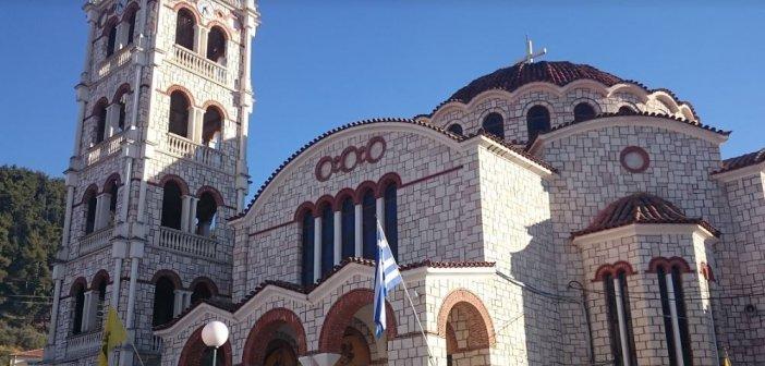 Νέο site αποκτά ο Ιερός Ναός Αγίου Δημητρίου Παραβόλας