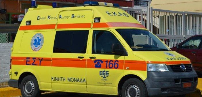 Εργατικό δυστύχημα στα Γιαννιτσά – Νεκρός ένας 59χρονος