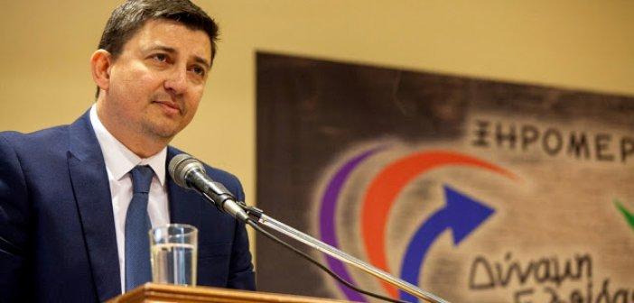Γ.Τριανταφυλλάκης: Έγινε ένα μεγάλο βήμα για την πολυπόθητη ανάπτυξη από την θάλασσα