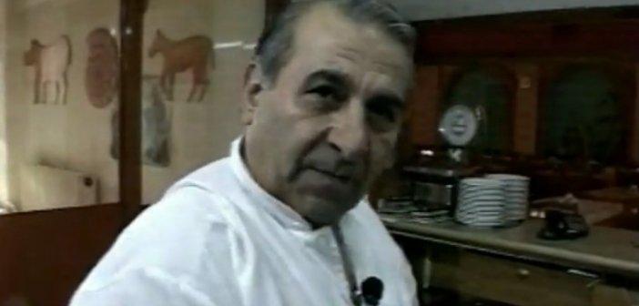 """Βαρύ πένθος στο Αγρίνιο για τον «Γιάννο» – """"Έφυγε"""" σε ηλικία 74 ετών (ΔΕΙΤΕ ΦΩΤΟ)"""