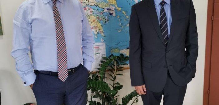 Συνάντηση Κ.Καραγκούνη με τον Διοικητή της 6 ΥΠΕ για την ενίσχυση του Κέντρου Υγείας Κατούνας
