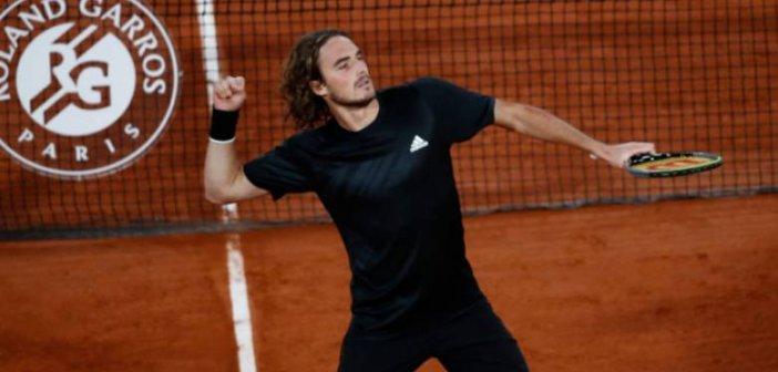 Στέφανος Τσιτσιπάς vs Τζόκοβιτς στα ημιτελικά του Roland Garros – Μεγάλες στιγμές για το Ελληνικό Τένις