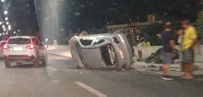 Ρόδος: Σκοτώθηκε ενώ βοηθούσε σε τροχαίο (ΔΕΙΤΕ ΦΩΤΟ)