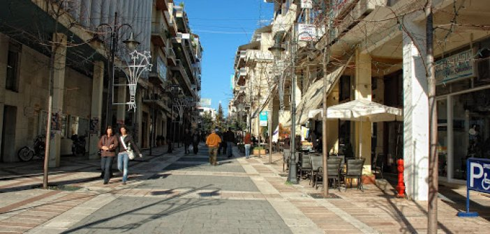 Αγρίνιο: Ανάπλαση της Χαρ.Τρικούπη και σύνδεση Εμπορικού με το Επιχειρηματικό Κέντρο στην είσοδο της πόλης