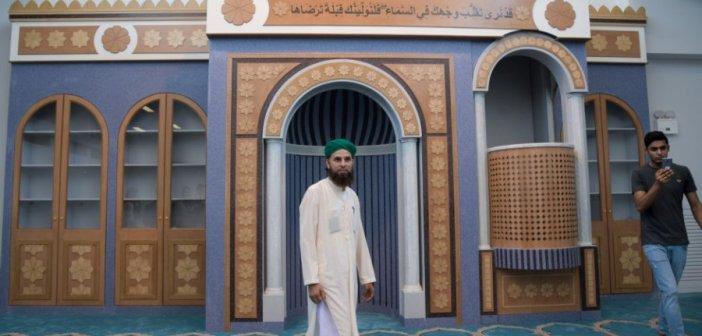 Άνοιξε επίσημα το τζαμί στην Αθήνα