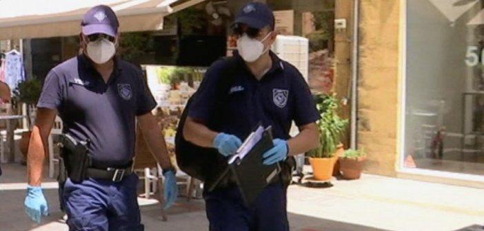 Δυτική Ελλάδα:13 πρόστιμα για περιορισμό μετακίνησης και 158 για μη χρήση μάσκας την Τετάρτη