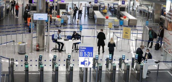 Παρατείνονται οι αεροπορικές οδηγίες για πτήσεις εξωτερικού