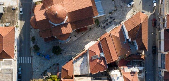 Δήμος Ναυπακτίας: Δημοπρατείται η Ανάπλαση – Ανάδειξη της Αγίας Παρασκευής