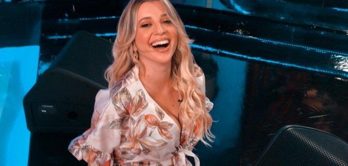 Η Αγρινιώτισσα τραγουδίστρια Άννα Πανταζοπούλου στην ΕΡΤ1