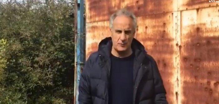 Ναύπακτος: 200 μέτρα από την πυρκαγιά η αφύλακτη αποθήκη του δήμου