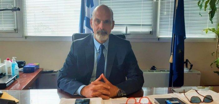 Κάλεσμα του Αντιπεριφερειάρχη Χαράλαμπου Μπονάνου στους κοινωνικούς φορείς να συμμετέχουν στο σχέδιο δράσης για την υγεία 2021