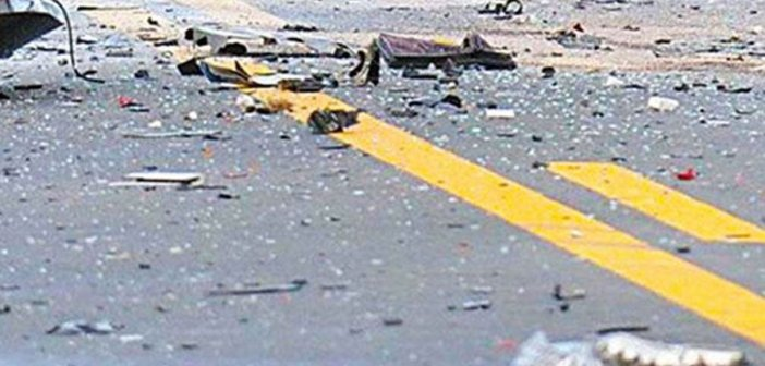 Πάτρα:  Θανατηφόρο τροχαίο δυστύχημα
