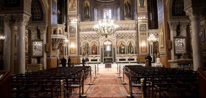 Δυτική Ελλάδα: Τρία κρούσματα σε εκκλησία – Ιερέας, παπαδιά και νεοκόρος θετικοί
