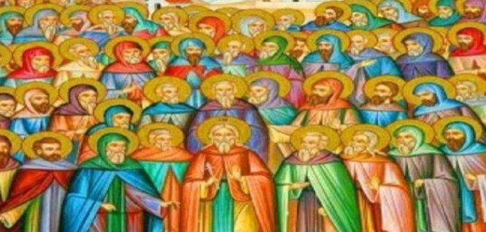 Σήμερα εορτάζουν οι Άγιοι Τριάντα τρεις Μάρτυρες «οἱ ἐν Μελιτινῇ»