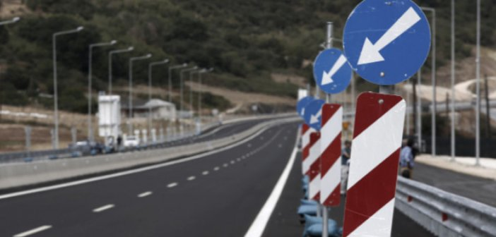 Ιόνια Οδός: Κυκλοφοριακές ρυθμίσεις στο τμήμα Αντίρριο – Γαβρολίμνη