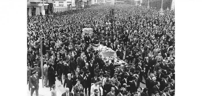 3 Νοεμβρίου 1968: Η κηδεία του Γέρου της Δημοκρατίας