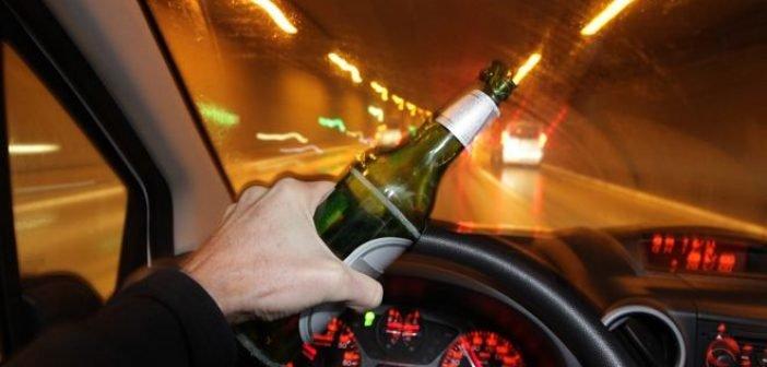 Συνελήφθη μεθυσμένος οδηγός στην Αμφιλοχία ενώ είχε προκαλέσει ζημιές σε αυτοκίνητα στο Λουτρό