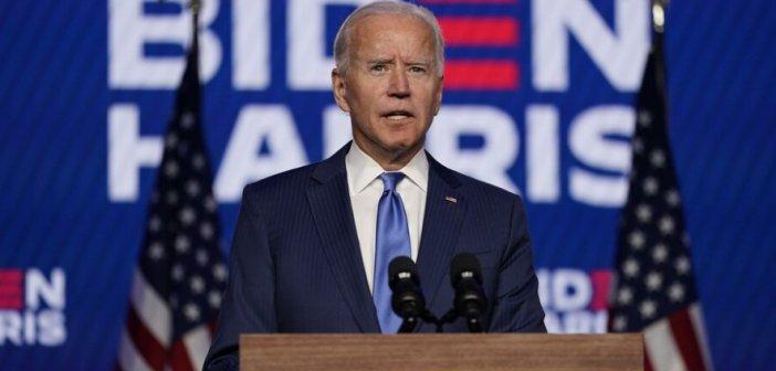 Εκλογές ΗΠΑ: 46ος πρόεδρος της Αμερικής ο Τζο Μπάιντεν