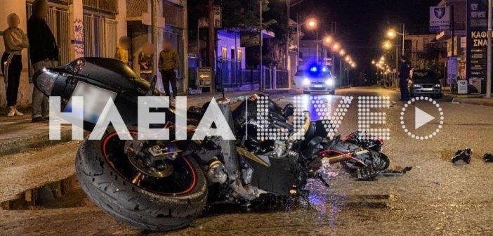 Τροχαίο στην Αμαλιάδα: Υπέκυψε στα τραύματά του ο 30χρονος μοτοσικλετιστής