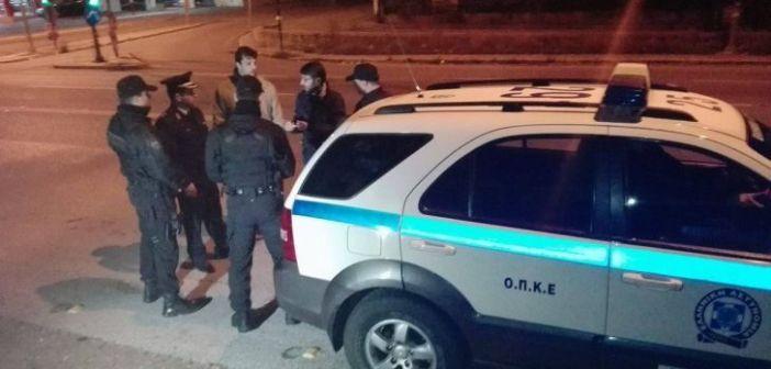 Σύλληψη 25χρονου για κατοχή ναρκωτικών στη Ρίγανη