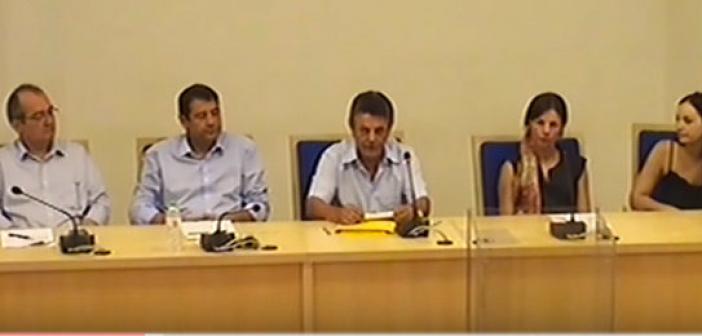 Αμφιλοχία: Συνεδριάζει την Τρίτη το Δημοτικό Συμβούλιο για την παραλαβή Δημοτικών έργων