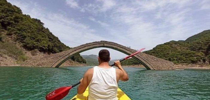 """""""Να δημιουργηθούν κωπηλατικοί αγώνες στη λίμνη Κρεμαστών"""""""
