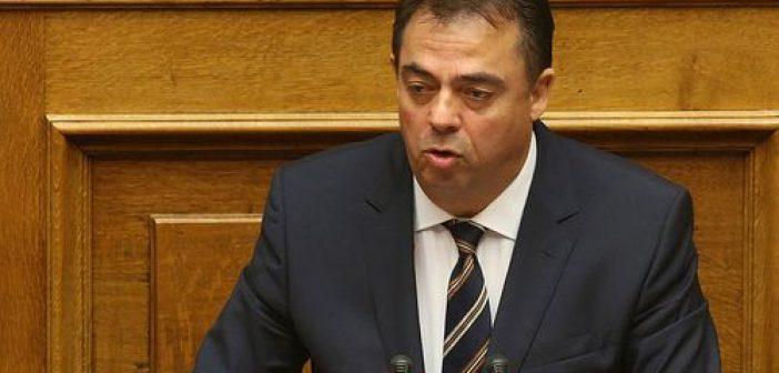 Δ.Κωνσταντακόπουλος: Καταψηφίζουμε το νομοσχέδιο για το μεταναστευτικό