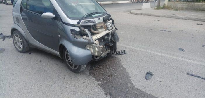 Τροχαίο με 5 οχήματα στο Γιαννούζι Αγρινίου (ΔΕΙΤΕ ΦΩΤΟ)
