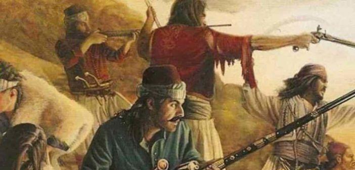 """Αθανάσιος Ζέρης: """"200 χρόνια από το 1821"""""""