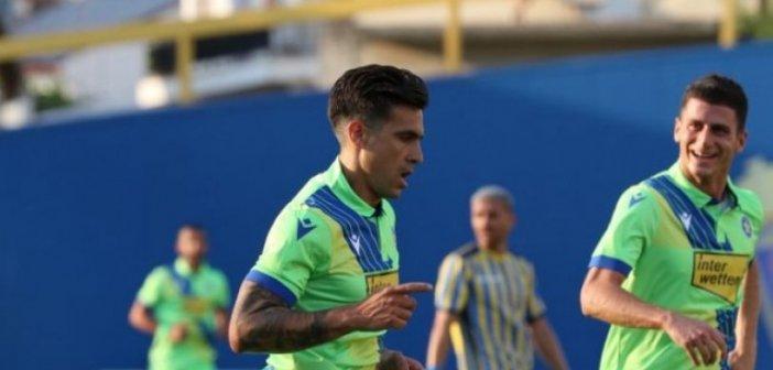 Παναιτωλικός – Αστέρας Τρίπολης: Ο Μουνάφο σκόραρε ύστερα από το ματς με τον Παναθηναϊκό το 2017!