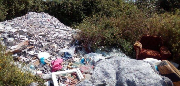 Ερώτημα Καραμητσόπουλου «για το δρόμο – σκουπιδότοπο από Μεγάλη Χώρα προς Δοκίμι