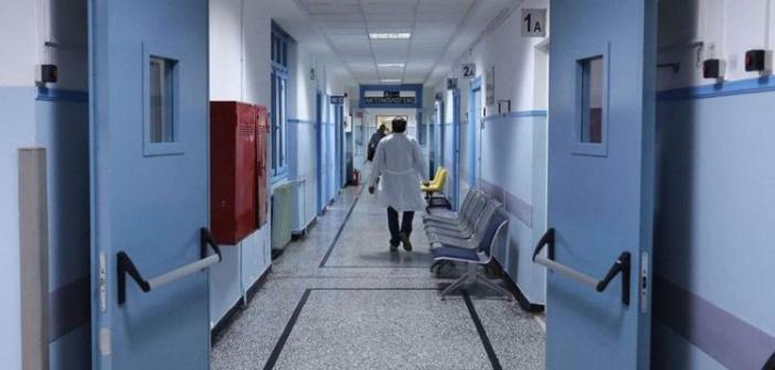 ΕΔΕ στο Νοσοκομείο Τρικάλων – Αναφορά για «ερωτική συνεύρεση στον τελευταίο όροφο του κτιρίου»