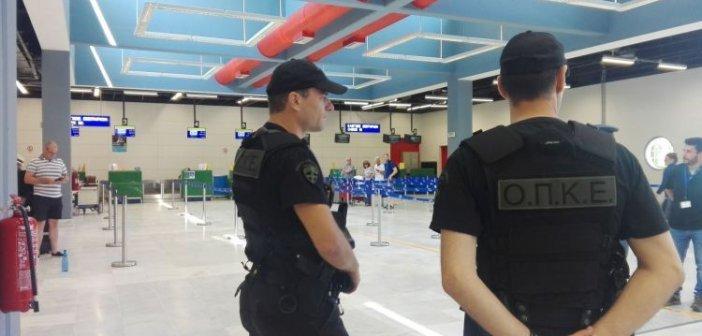 Συνελήφθη αλλοδαπός για διακίνηση μεταναστών στο αεροδρόμιο του Ακτίου