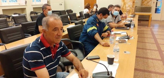 Συνεδρίασε εκτάκτως το Συντονιστικό του Δήμου Αγρινίου λόγω υψηλού βαθμού επικινδυνότητας πυρκαγιών (ΦΩΤΟ)