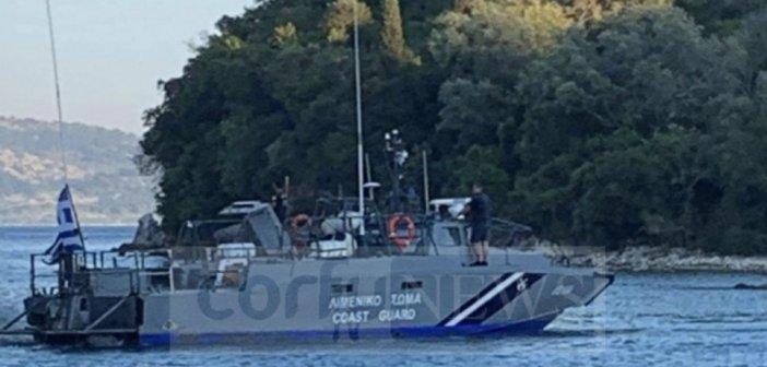 Κέρκυρα: Ταχύπλοο σκάφος χτύπησε και σκότωσε γυναίκα
