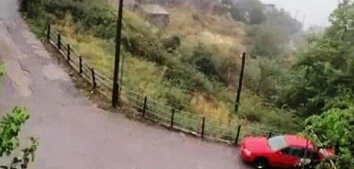 Άνοιξαν οι ουρανοί στην Ορεινή Ναυπακτία (ΔΕΙΤΕ VIDEO)