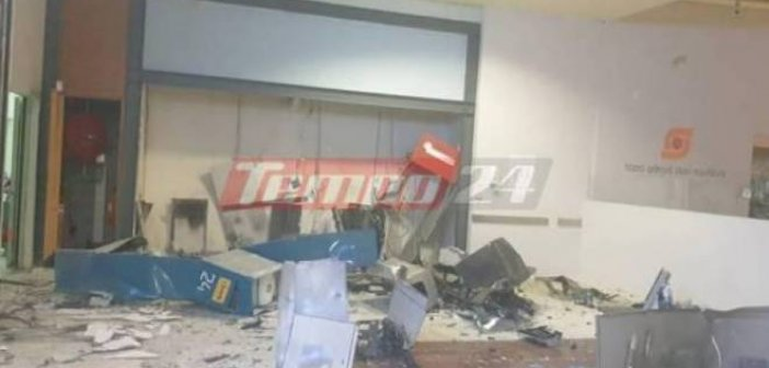 Δυτική Ελλάδα: Στα χέρια της ΕΛΑΣ βίντεο από την εντυπωσιακή ληστεία με λεία 242.000 ευρώ στην Περιβόλα – Αναζητείται η ασημί BMW