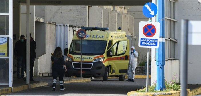 Πρόεδρος ΠΟΕΔΗΝ – Καταγγελία: Κρούσμα κορονοϊού σε νοσηλεύτρια του Ρίου